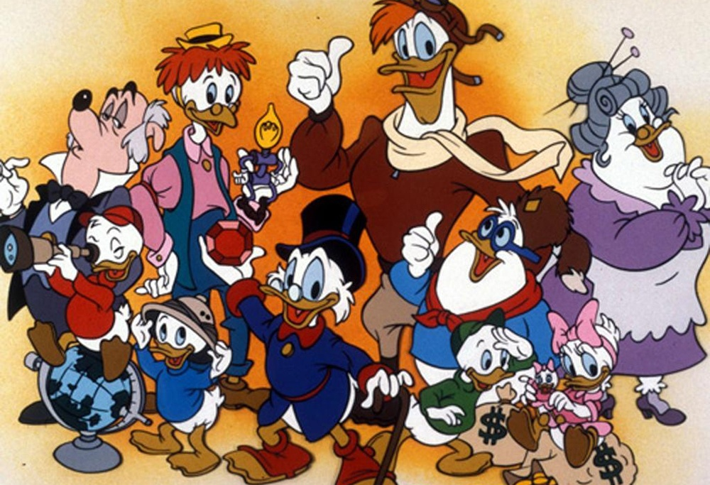 Yet Another Reboot, Duck Tales Coming in 2017 to Disney XD