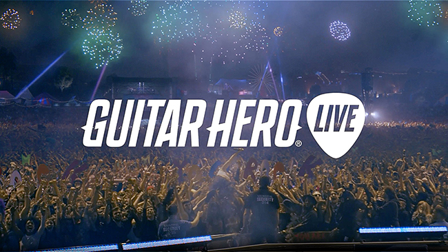 Go Behind the Scenes with Guitar Hero Live