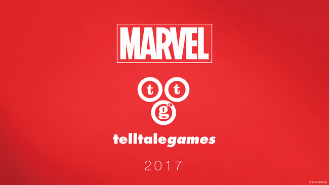 Telltale Games and Marvel are Joining Forces