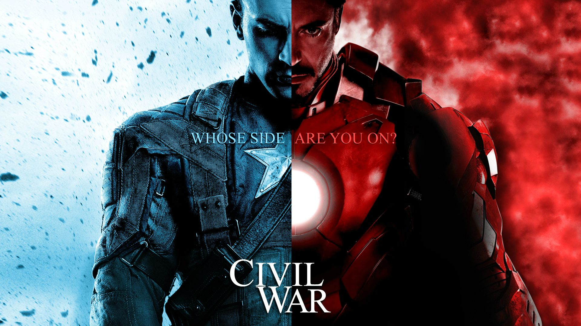 Meet the Cast of Captain America: Civil War